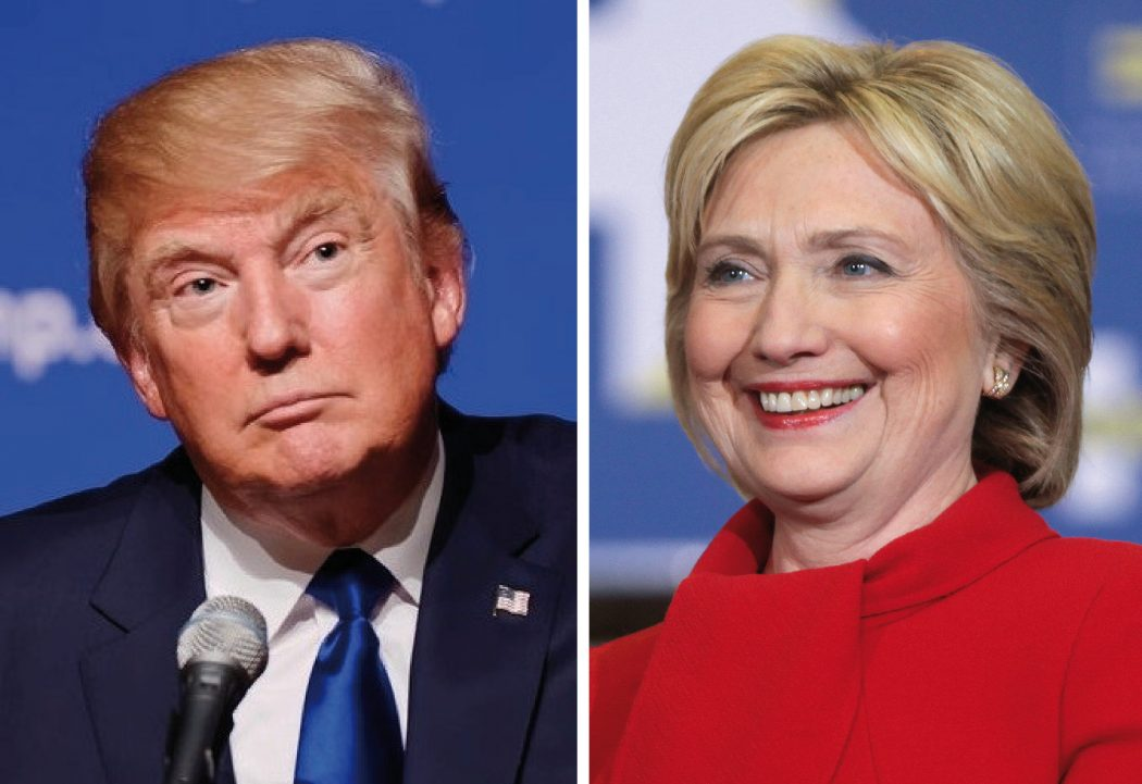 Clinton vs. Trump on LGBTQ Rights