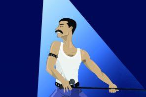 'Bohemian Rhapsody'; Freddie Mercury was a bi Parsi immigrant, stop erasing his identity