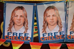 Chelsea Manning Freed After Seven Years in Men's Prison