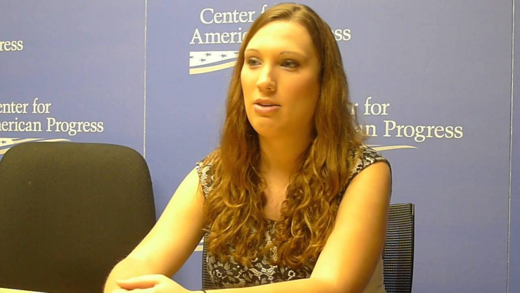 Making LGBTQ History: Sarah McBride First Openly Transgender Speaker at Party Convention