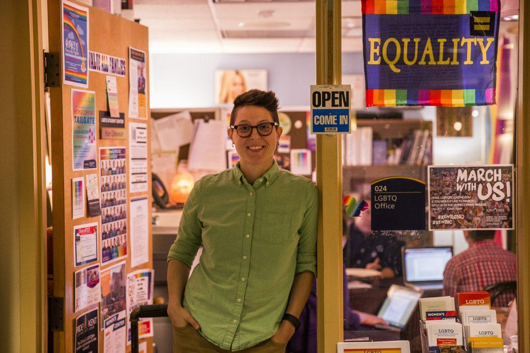 LGBTQ Student Center Hires New Program Coordinator