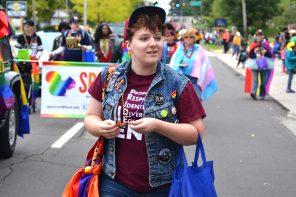 Pride and Visibility at Kent's Homecoming Parade