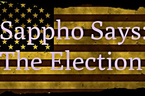 sappho-says-election