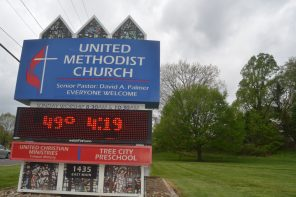 United Methodist Judicial Council Reaffirms Gay Clergy Ban