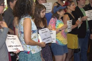 Kent City Council Unanimously Passes Nondiscrimination Ordinance
