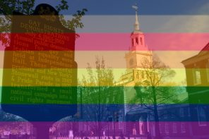 LGBTQ People of Color Symbolized in Philadelphia Pride Flag