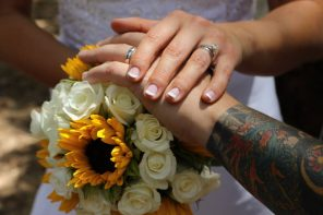 Love and Irony: Addressing Internalized Biphobia Through Marriage