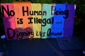 Organizer of Cleveland DACA Vigil Explains how Migrancy and LGBTQ Issues Relate