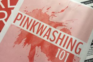 Student Panelists Discuss the Effects of Pinkwashing