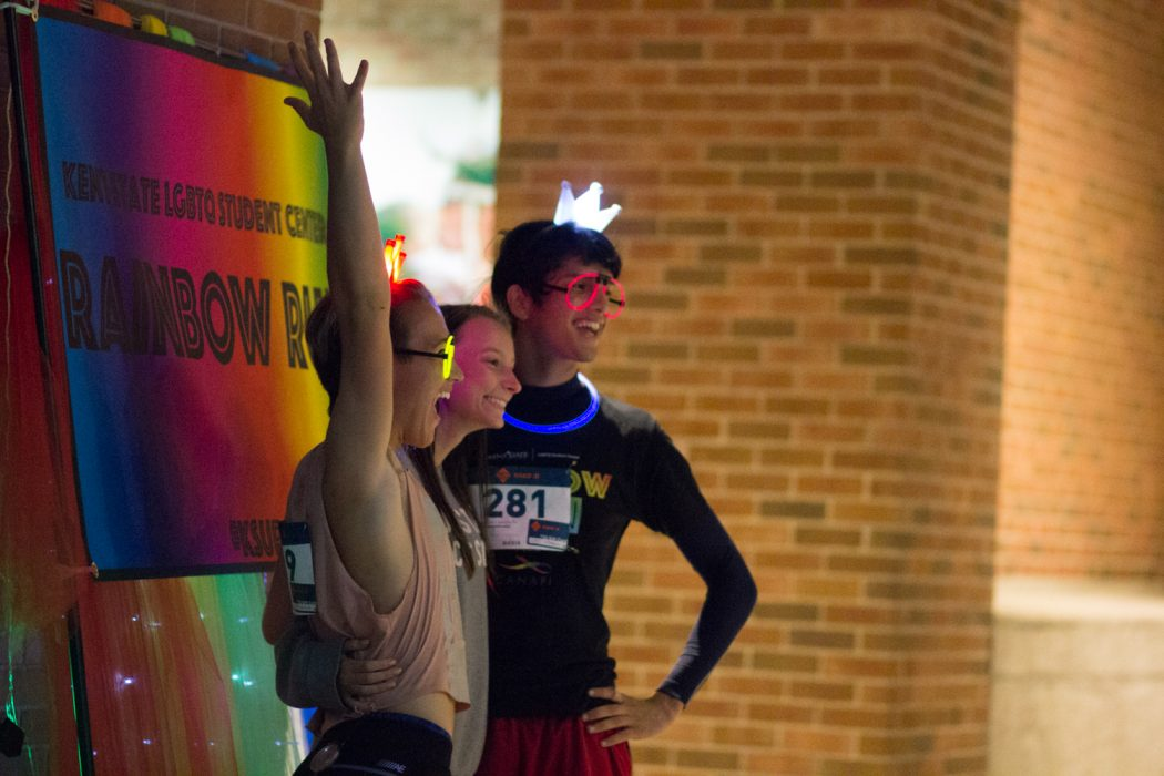 KENT COMMUNITY COMES TOGETHER FOR THE RAINBOW RUN