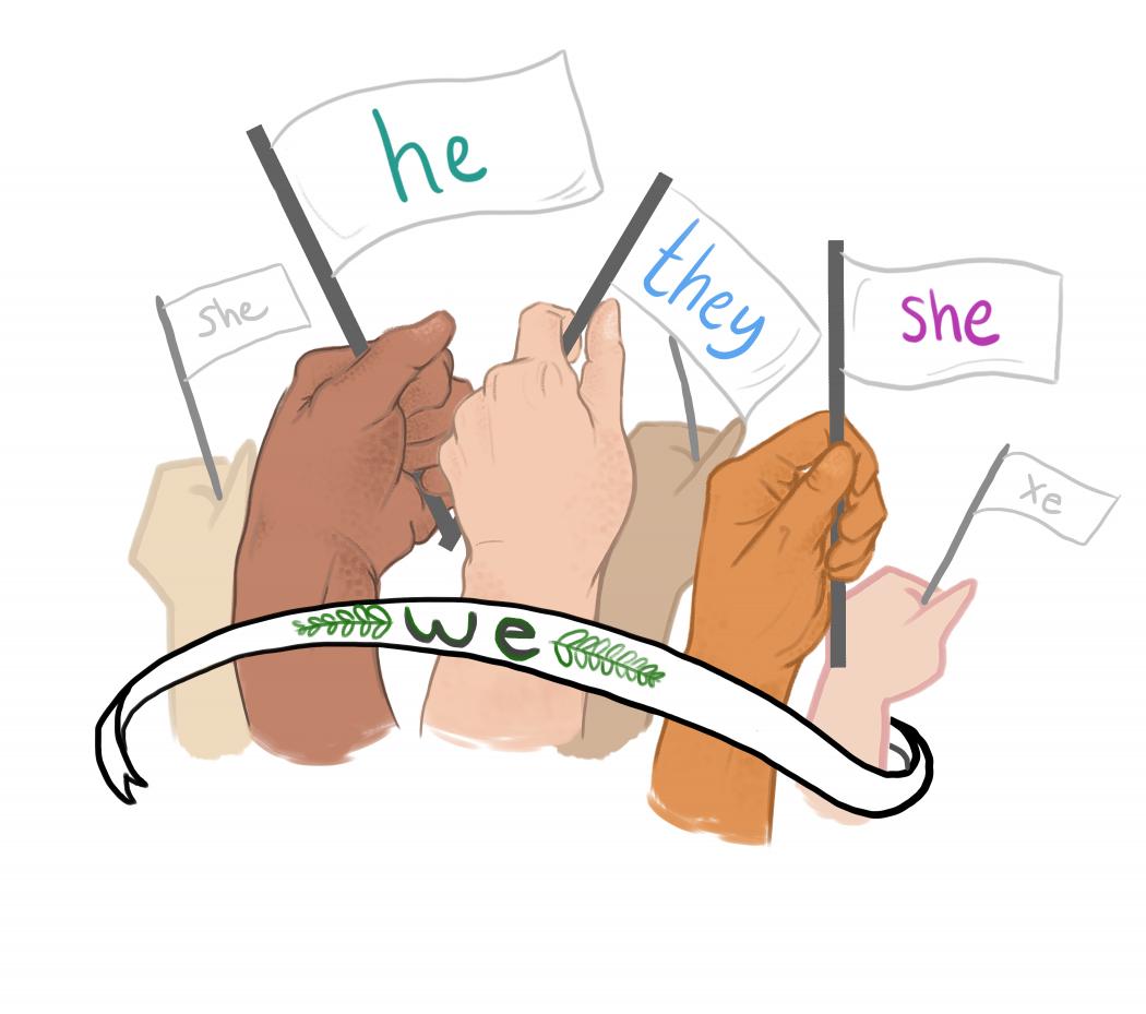 He, She, They, Xe: Do preferred pronouns matter?