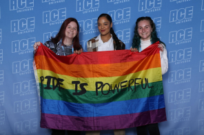 Tessa Thompson and Brie Larson Talk Marvel Universe Inclusivity