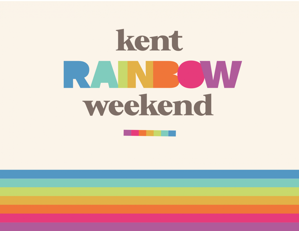 Kent To Turn Rainbow For A Weekend