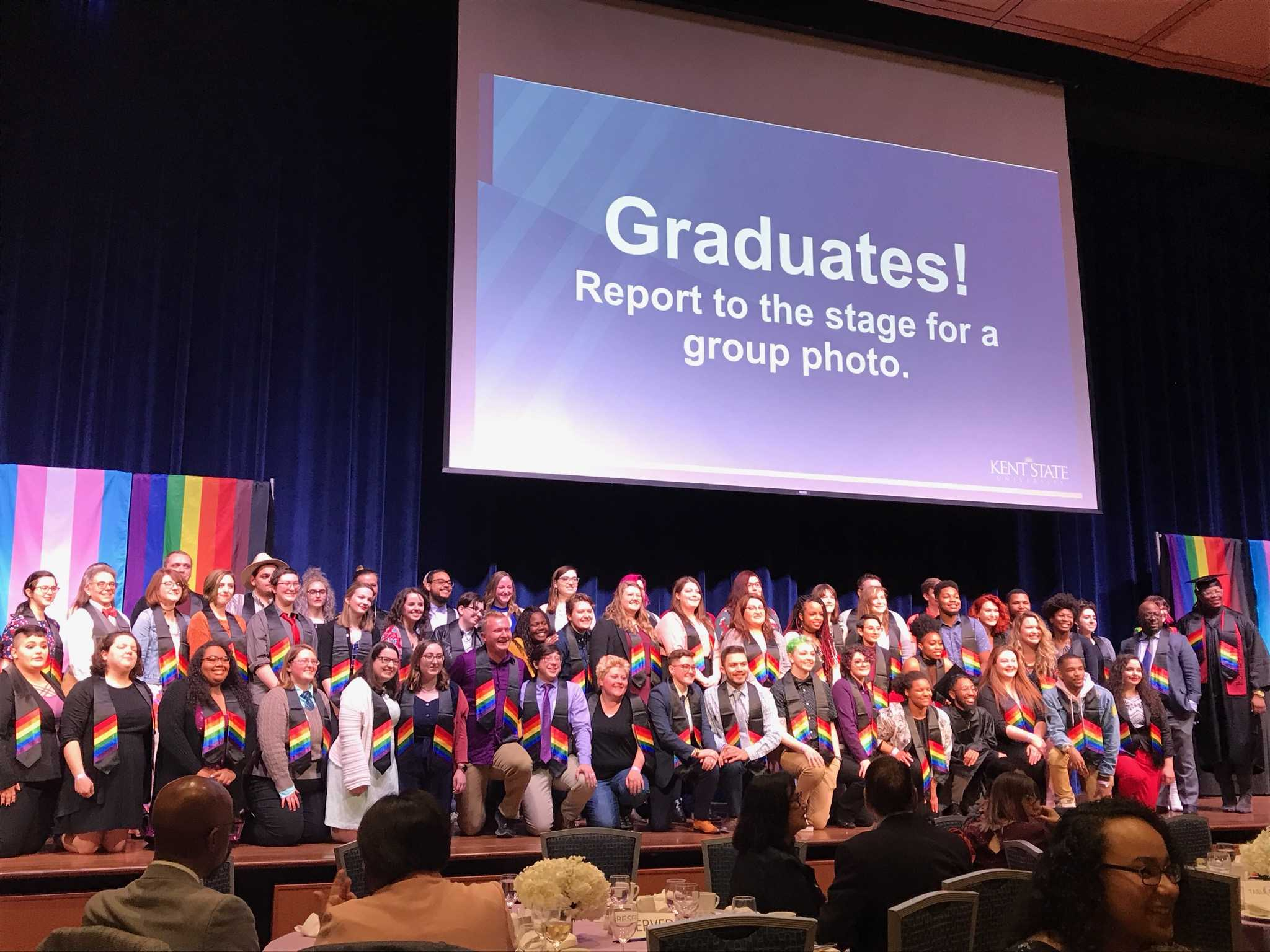 LGBTQ+ Center Plans As Lavender Graduation Ceremony Gets Postponed