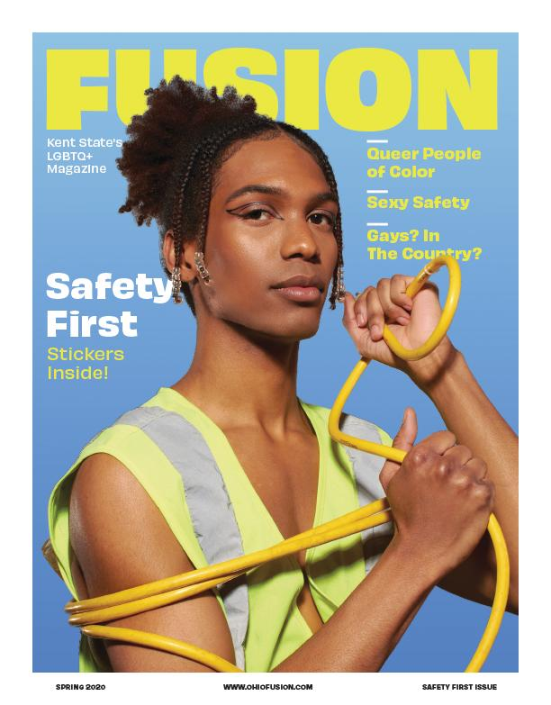 Fusion Spring 2020 Issue: Safety First