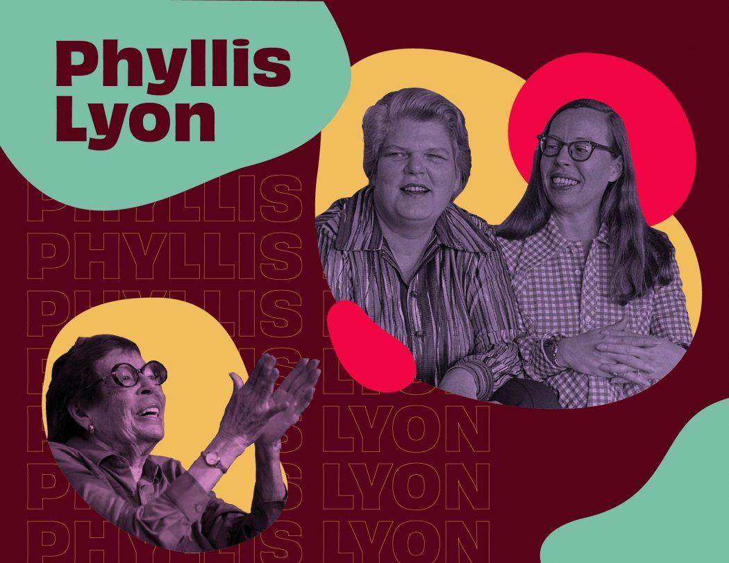 Lesbian Activist Phyllis Lyon Dies At 95