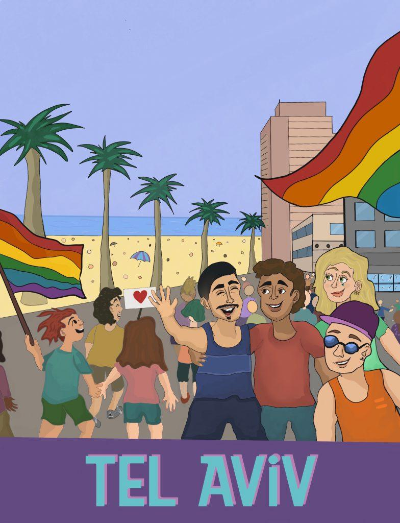 Series: Pride Around The World- Tel Aviv