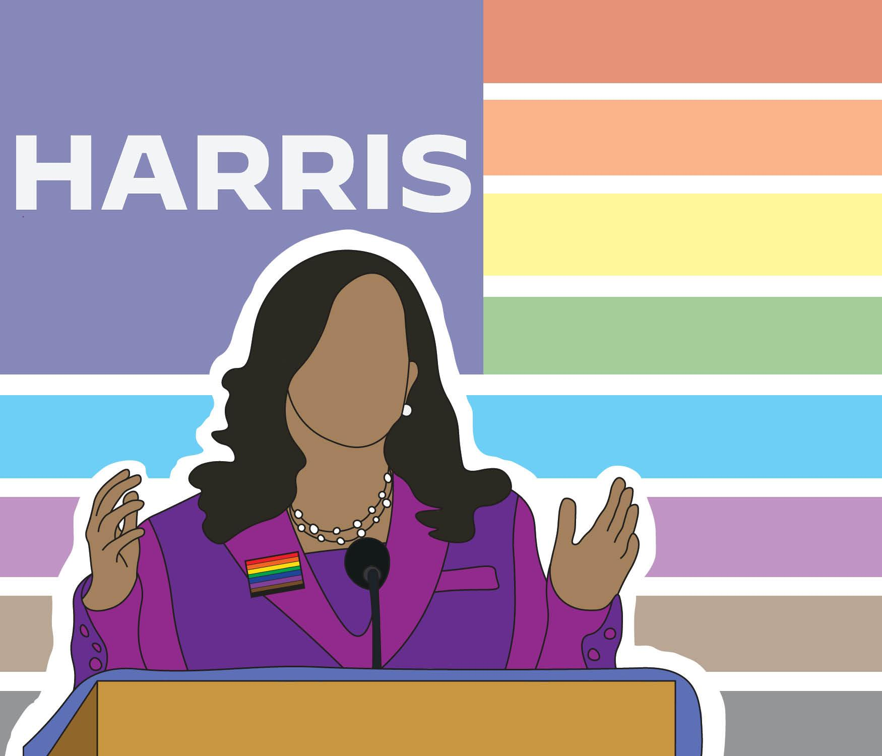 Why Kamala Harris Should Have LGBTQ+ Votes