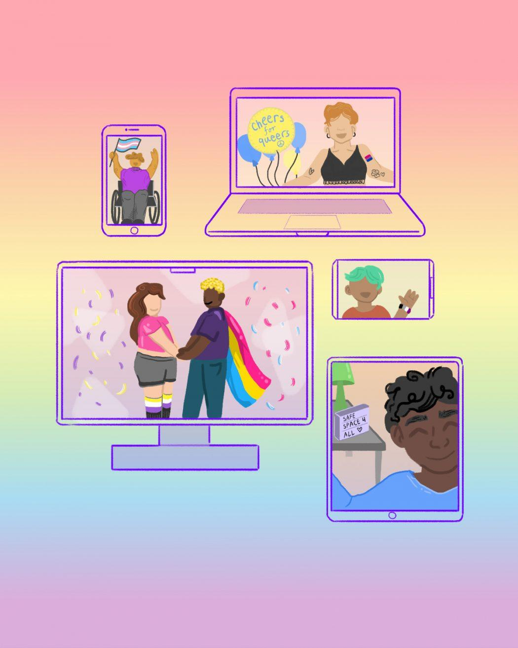Pride Goes Virtual in the Time of COVID-19