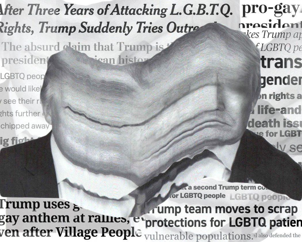 The LGBTQ+ Community and Donald Trump