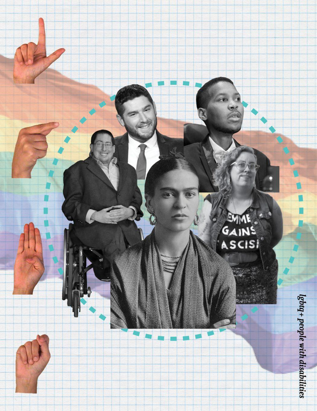 Intersectionality: Collages of Community