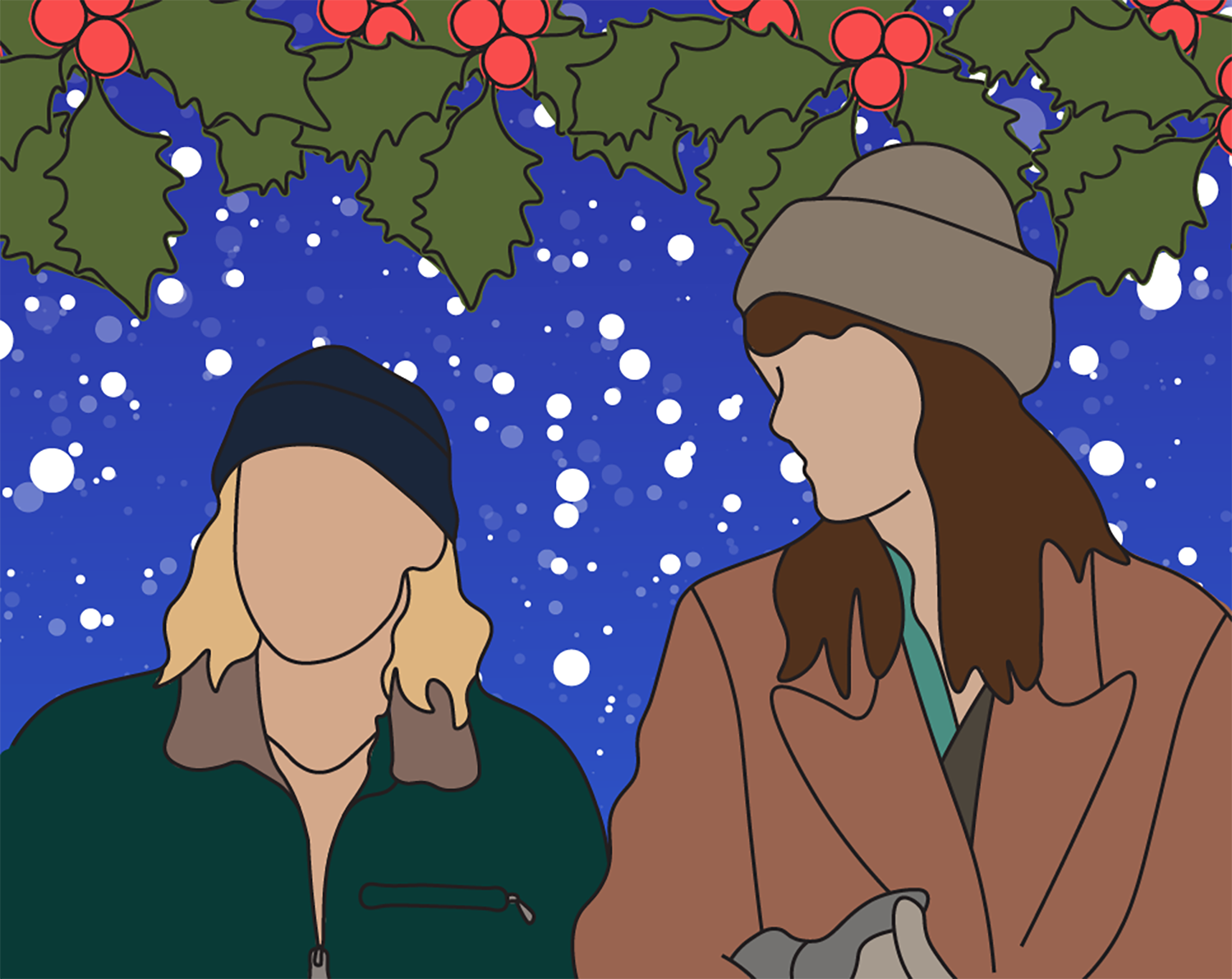 'Happiest Season' Shows LGBTQ+ Perspective of the Holidays