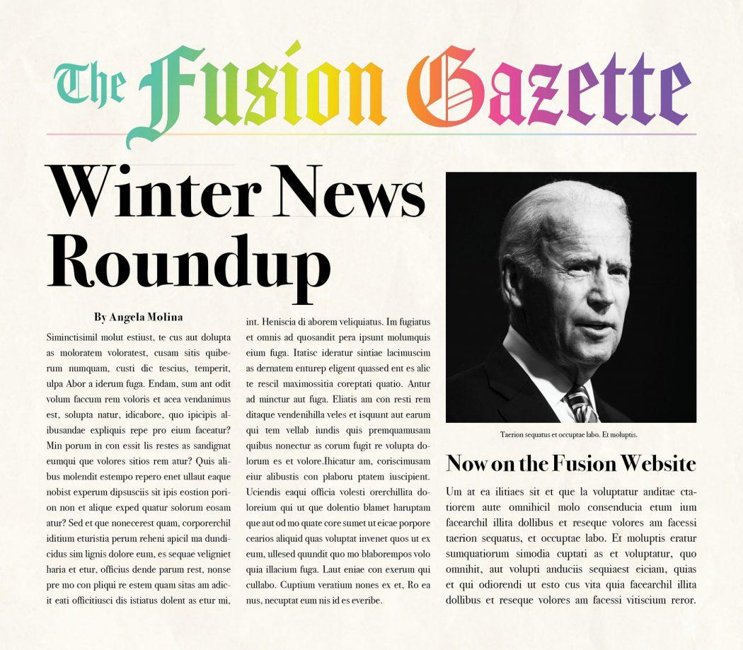 ICYMI: LGBTQ+ Winter News Roundup