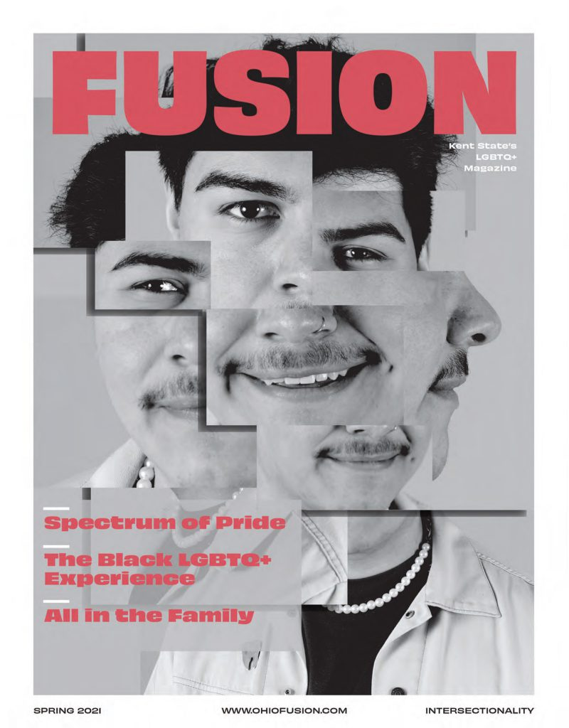 Fusion Spring 2021. Intersectionality.